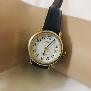 TIMEX LADIES CLASSIC INDIGLO WATCH